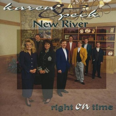 No Rocks Cry Out For Me  [Music Download] -     By: Karen Peck & New River