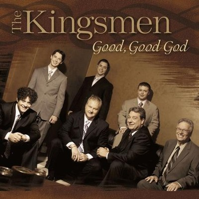 I Found Mercy  [Music Download] -     By: The Kingsmen