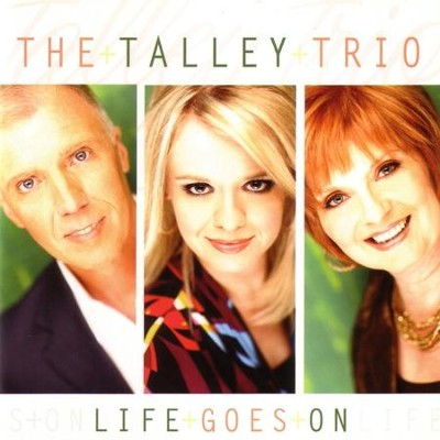 Thanks To Calvary And Amazing Grace  [Music Download] -     By: The Talley Trio