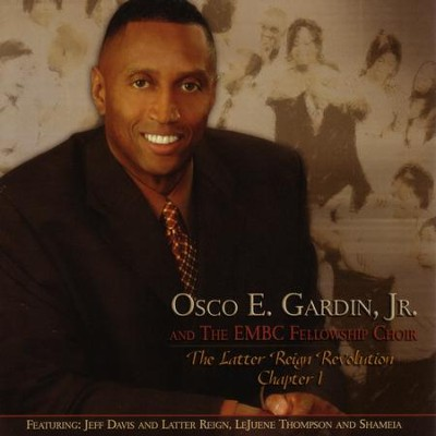 That Name Jesus  [Music Download] -     By: Osco E. Gardin Jr., EMBC Fellowship Choir