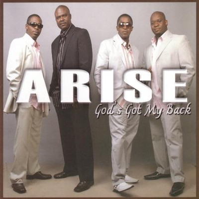 God's Got My Back  [Music Download] -     By: Arise