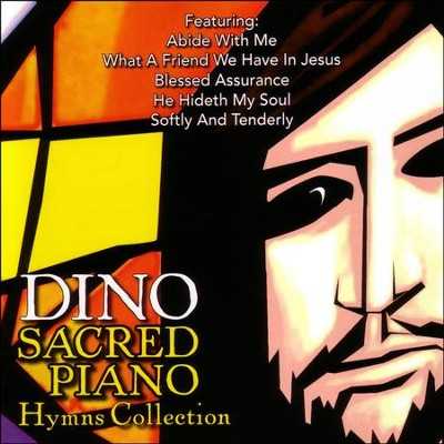 Sacred Piano: Hymns Collection, Vol. 1  [Music Download] -     By: Dino