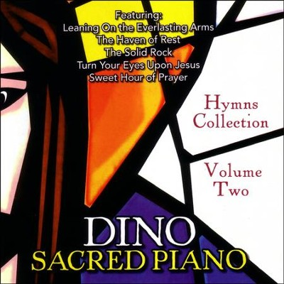 Sacred Piano: Hymns Collection, Vol. 2  [Music Download] -     By: Dino