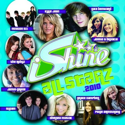 iShine Theme Song  [Music Download] -     By: Jonnie & Brookie