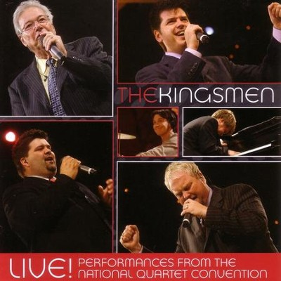Live Performances From the NQC  [Music Download] -     By: The Kingsmen