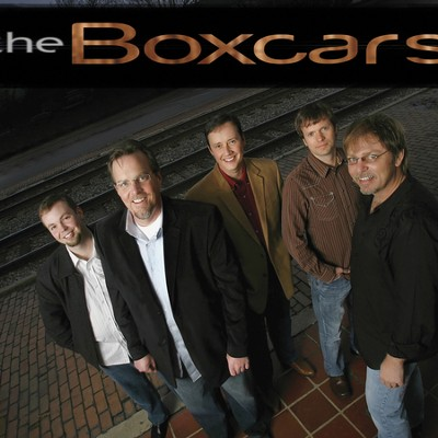 The Hard Way  [Music Download] -     By: The Boxcars