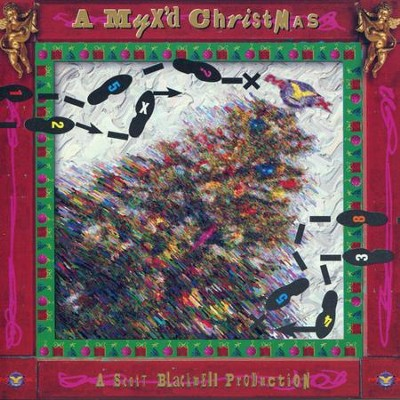 A Myx'd Christmas  [Music Download] -     By: Scott Blackwell