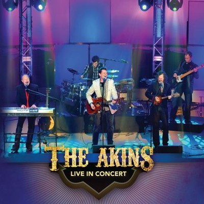 I Want My Stage To Be An Altar [Live]  [Music Download] -     By: The Akins