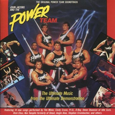 John Jacobs and the Power Team - Soundtrack  [Music Download] -     By: Various Artists