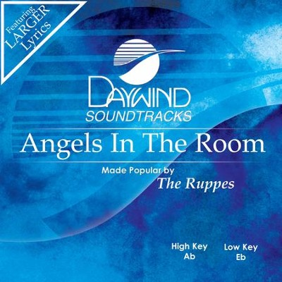 Angels In The Room  [Music Download] -     By: The Ruppes