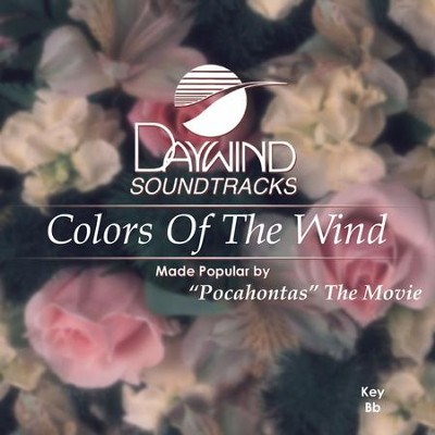 Colors Of The Wind  [Music Download] -