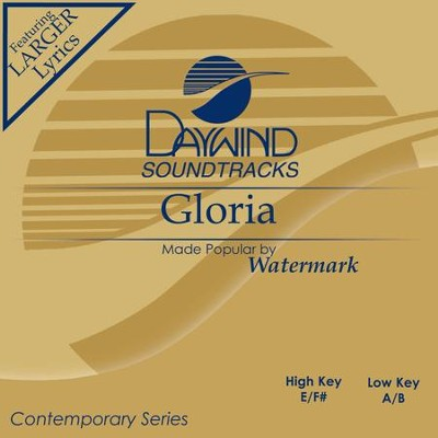 Gloria  [Music Download] -     By: Watermark