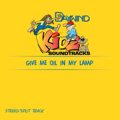Give Me Oil In My Lamp  [Music Download] -