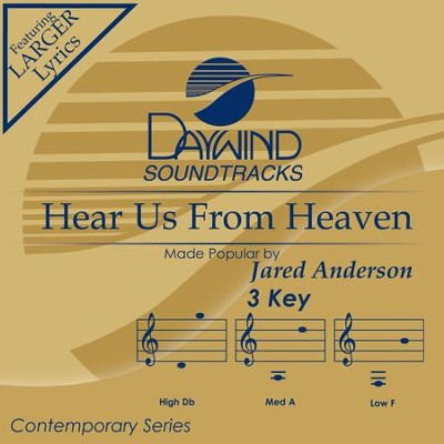 Hear Us From Heaven  [Music Download] -     By: Jared Anderson