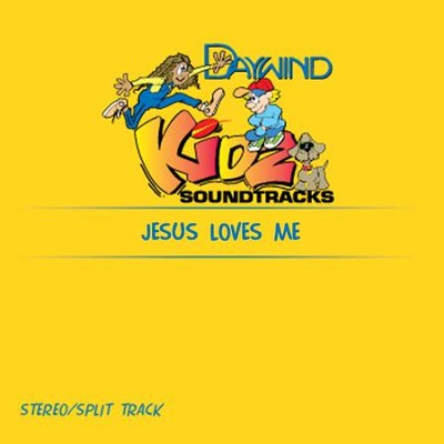 Jesus Loves Me  [Music Download] -