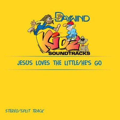 Jesus Loves The Little Children Of The World / He's Got The Whole World In His Hands  [Music Download] -