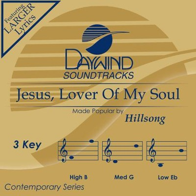 Jesus Lover Of My Soul [Music Download] - By: Hillsong