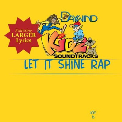 Let It Shine Rap  [Music Download] -     By: Kidz