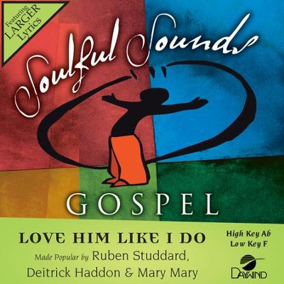 Love Him Like I Do  [Music Download] -     By: Ruben Studdard