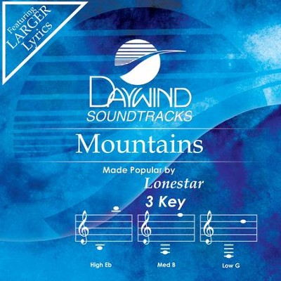 Mountains  [Music Download] -     By: Lonestar