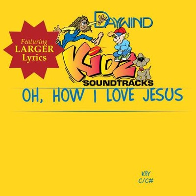 Oh How I Love Jesus  [Music Download] -