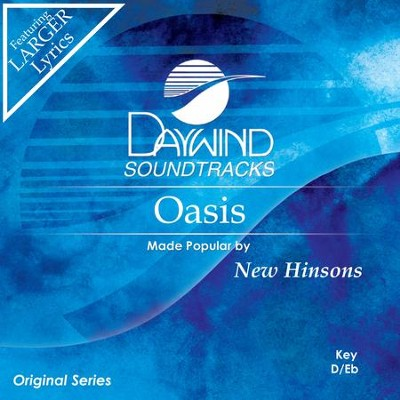 Oasis  [Music Download] -     By: New Hinsons