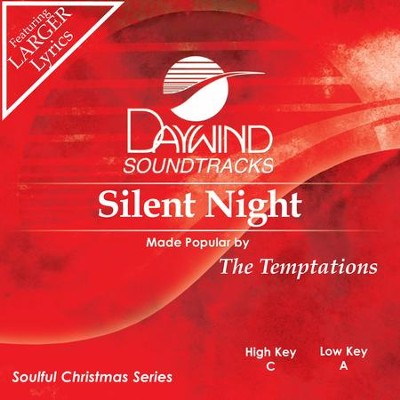 Silent Night  [Music Download] -     By: Temptations
