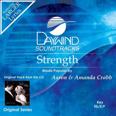Strength  [Music Download] -     By: Aaron Crabb, Amanda Crabb