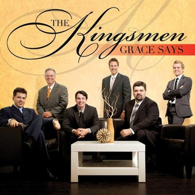 Grace Says  [Music Download] -     By: The Kingsmen