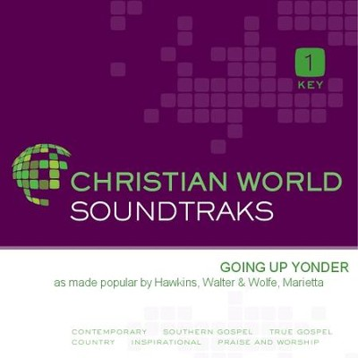 Going Up Yonder  [Music Download] -     By: Walter Hawkins