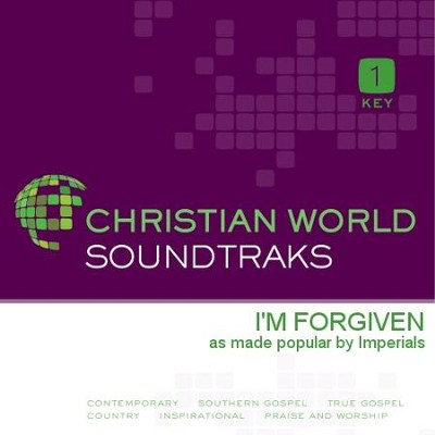I'M Forgiven  [Music Download] -     By: The Imperials