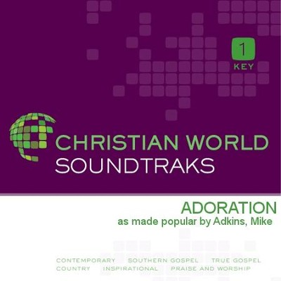 Adoration  [Music Download] -     By: Mike Adkins