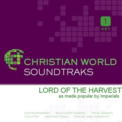 Lord Of The Harvest  [Music Download] -     By: The Imperials