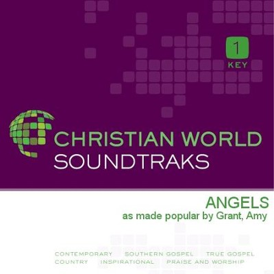 Angels  [Music Download] -     By: Amy Grant
