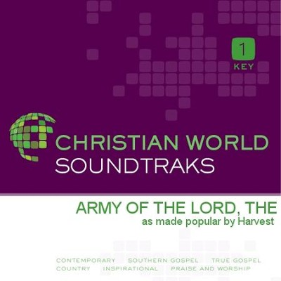 Army Of The Lord, The  [Music Download] -     By: Harvest