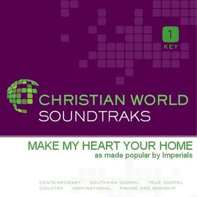 Make My Heart Your Home  [Music Download] -     By: The Imperials