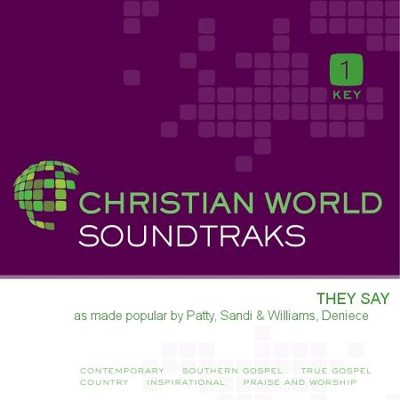 They Say  [Music Download] -     By: Sandi Patty