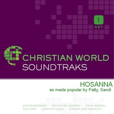 Hosanna   [Music Download] -     By: Sandi Patty