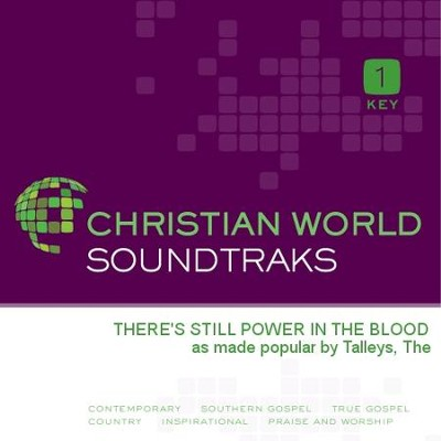 There'S Still Power In The Blood  [Music Download] -     By: The Talleys