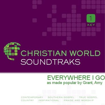Everywhere I Go   [Music Download] -     By: Amy Grant