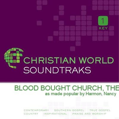 Blood Bought Church, The  [Music Download] -     By: Nancy Harmon