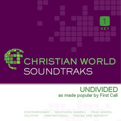Undivided   [Music Download] -     By: First Call