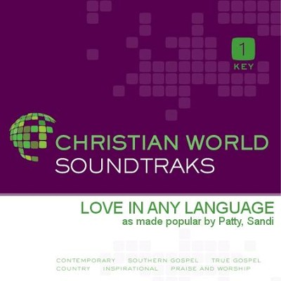 Love In Any Language   [Music Download] -     By: Sandi Patty