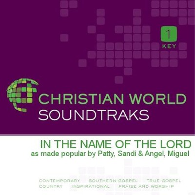 In The Name Of The Lord  [Music Download] -     By: Sandi Patty