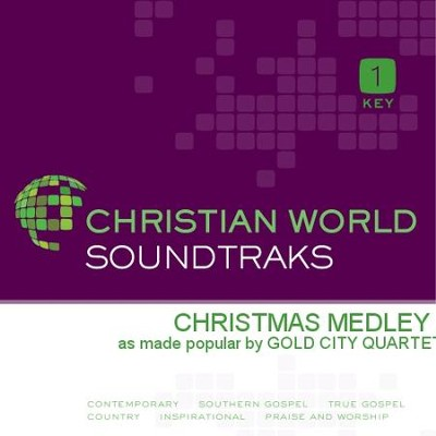 Christmas Medley  [Music Download] -     By: Gold City Quartet