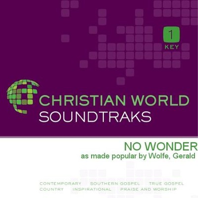 No Wonder  [Music Download] -     By: Gerald Wolfe