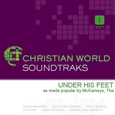Under His Feet  [Music Download] -     By: The McKameys