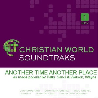Another Time Another Place  [Music Download] -     By: Sandi Patty