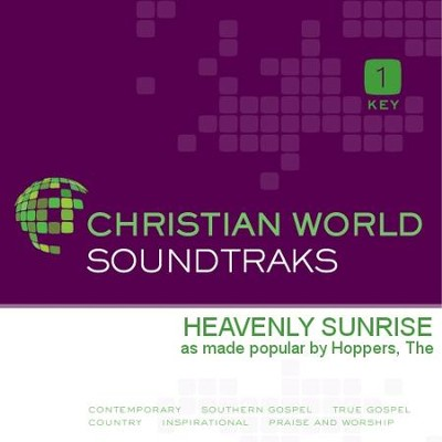 Heavenly Sunrise  [Music Download] -     By: The Hoppers