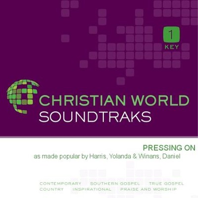 Pressing On  [Music Download] -     By: Yolanda Harris